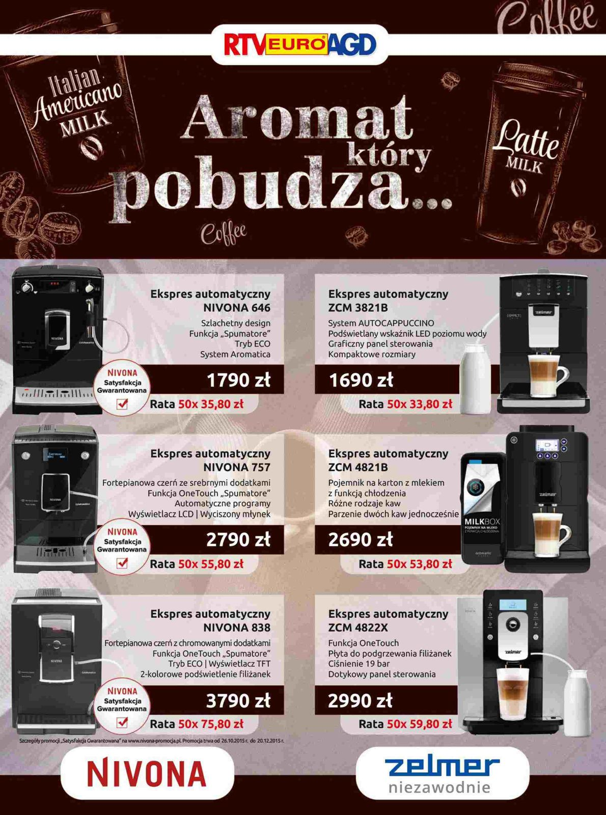 Gazetka promocyjna RTV Euro AGD do 31/12/2015 str.4