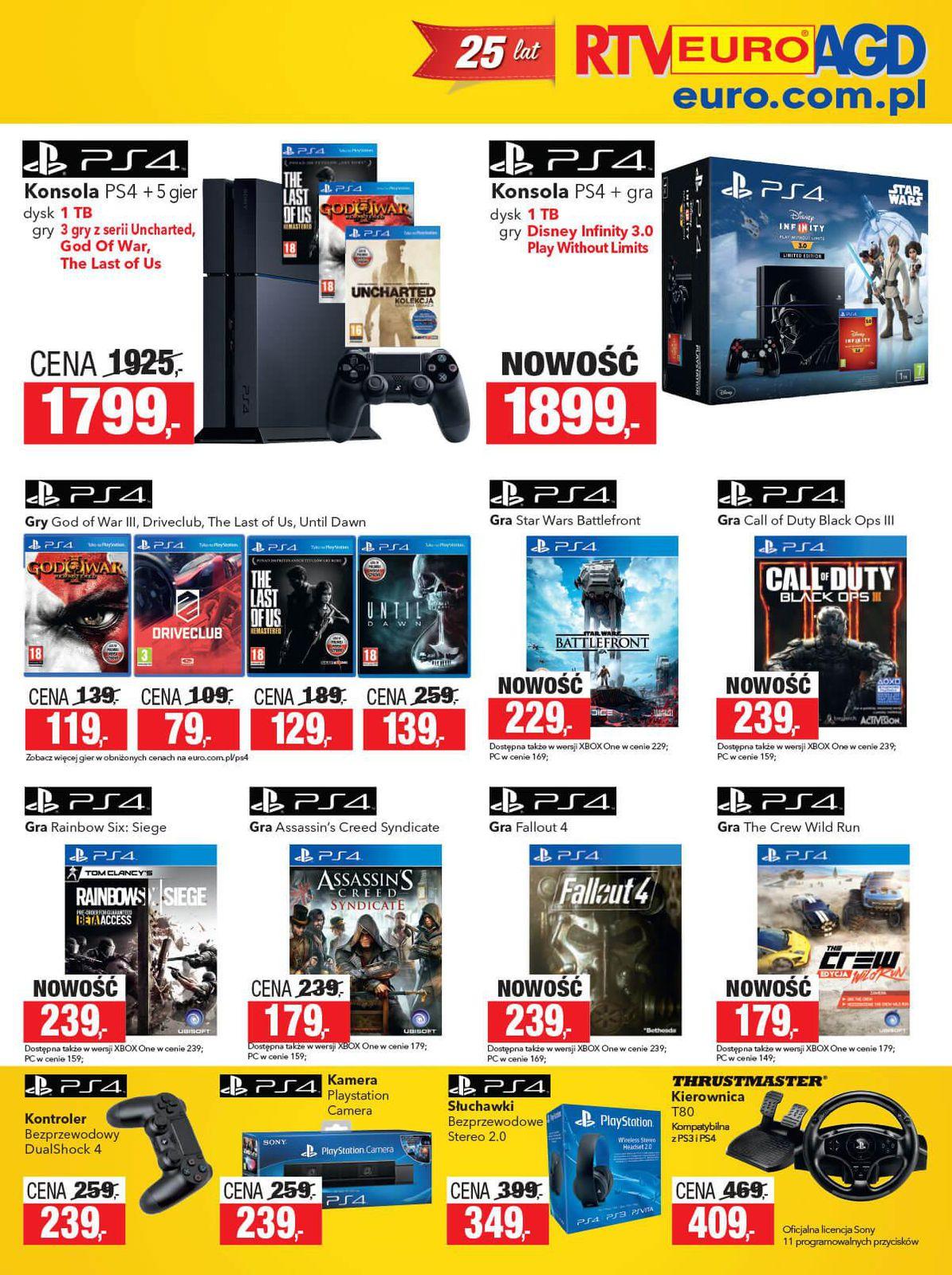 Gazetka promocyjna RTV Euro AGD do 31/12/2015 str.10