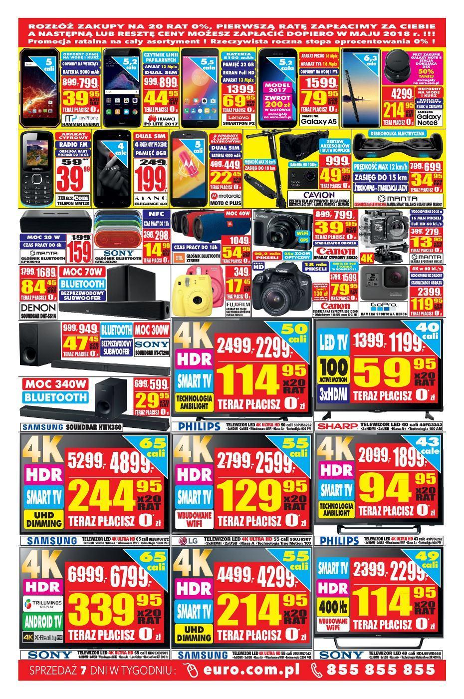 Gazetka promocyjna RTV Euro AGD do 31/12/2017 str.2