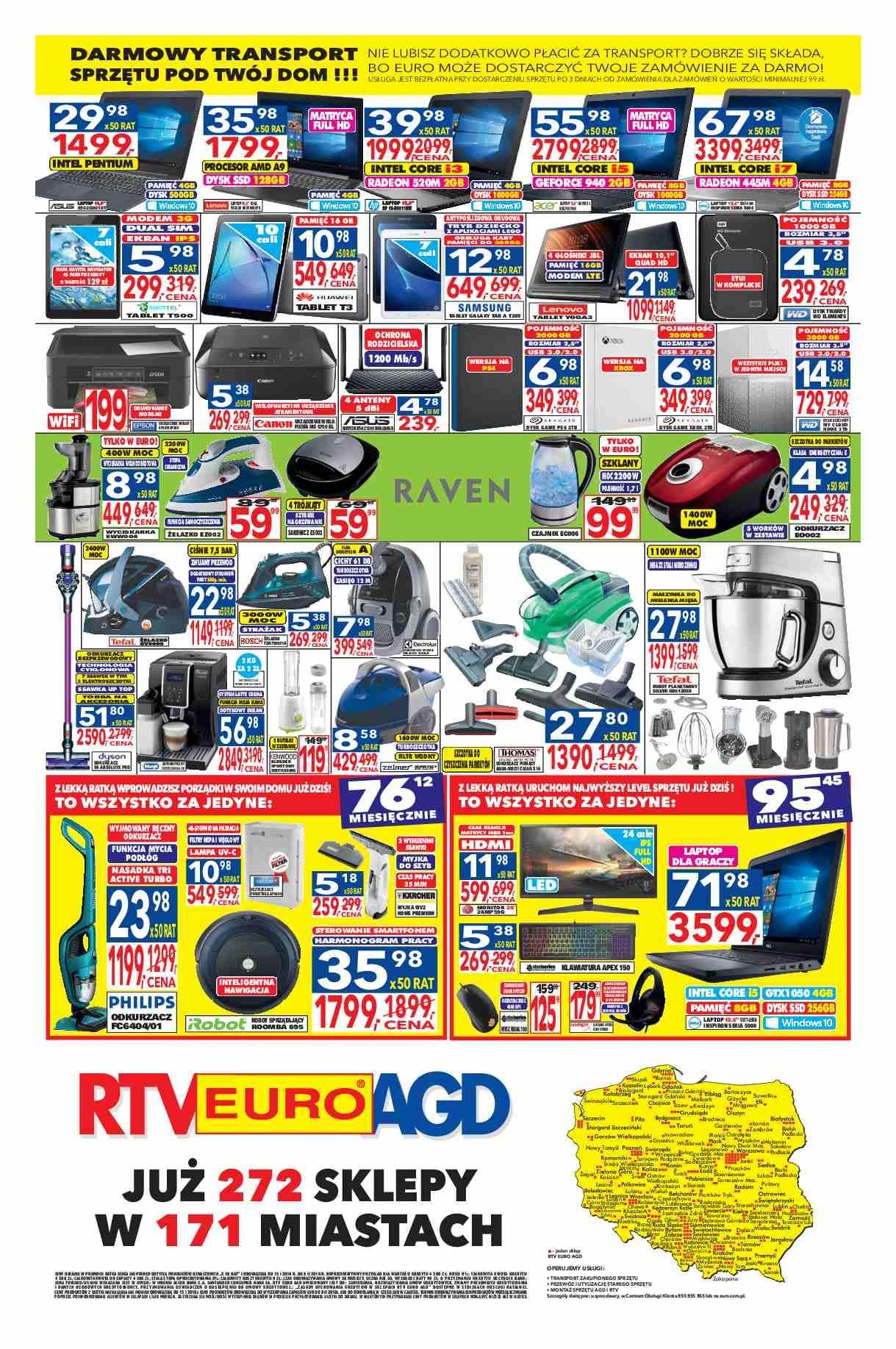 Gazetka promocyjna RTV Euro AGD do 08/02/2018 str.3