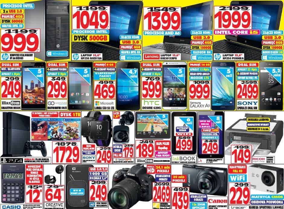Gazetka promocyjna RTV Euro AGD do 04/05/2016 str.1