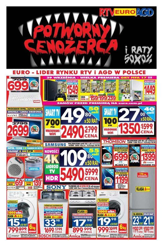 Gazetka promocyjna RTV Euro AGD do 25/10/2016 str.0