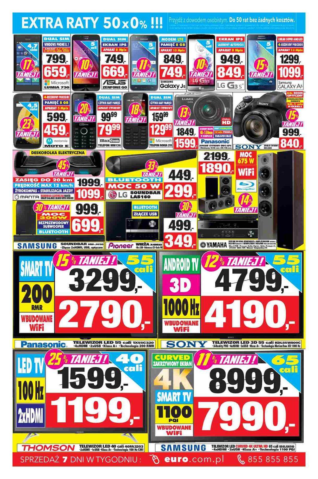 Gazetka promocyjna RTV Euro AGD do 31/12/2015 str.2