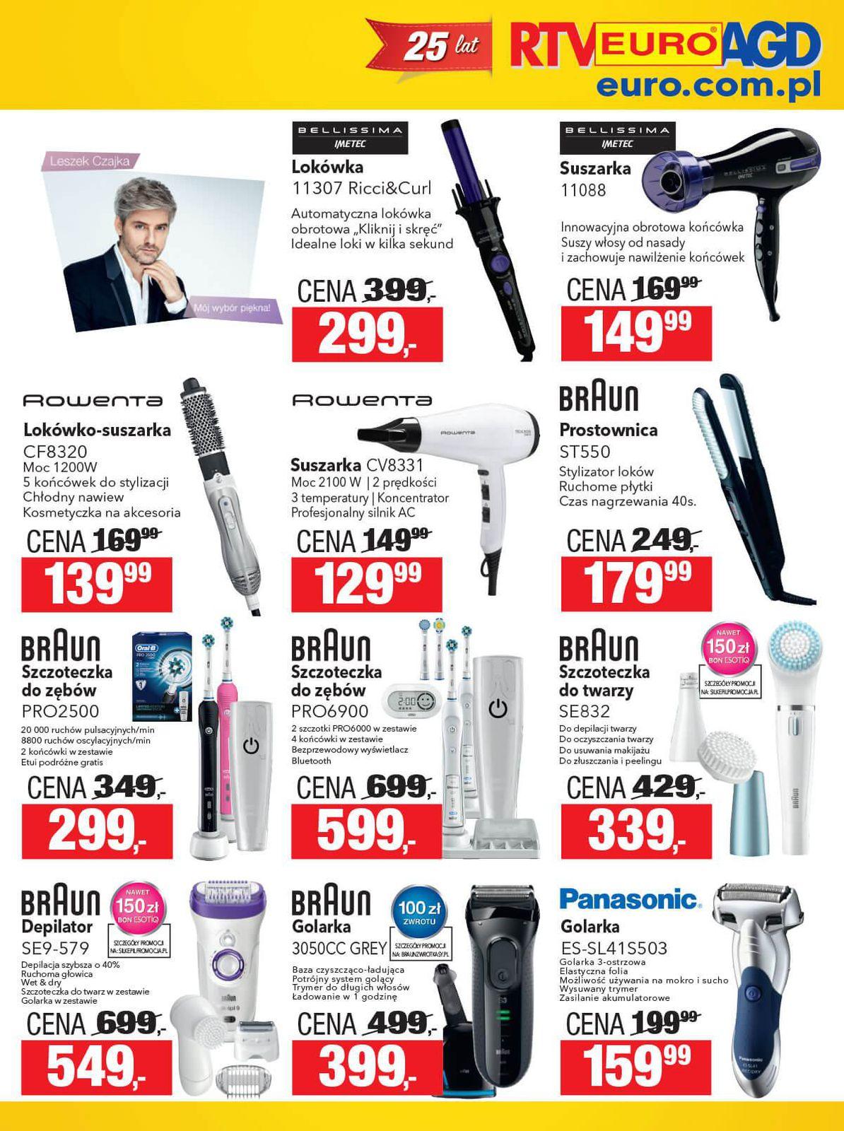 Gazetka promocyjna RTV Euro AGD do 31/12/2015 str.14
