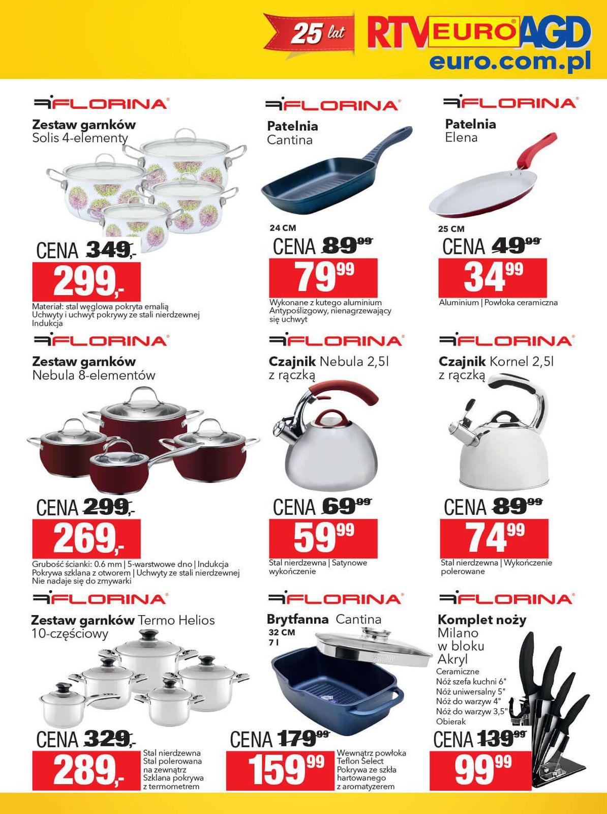 Gazetka promocyjna RTV Euro AGD do 31/12/2015 str.20