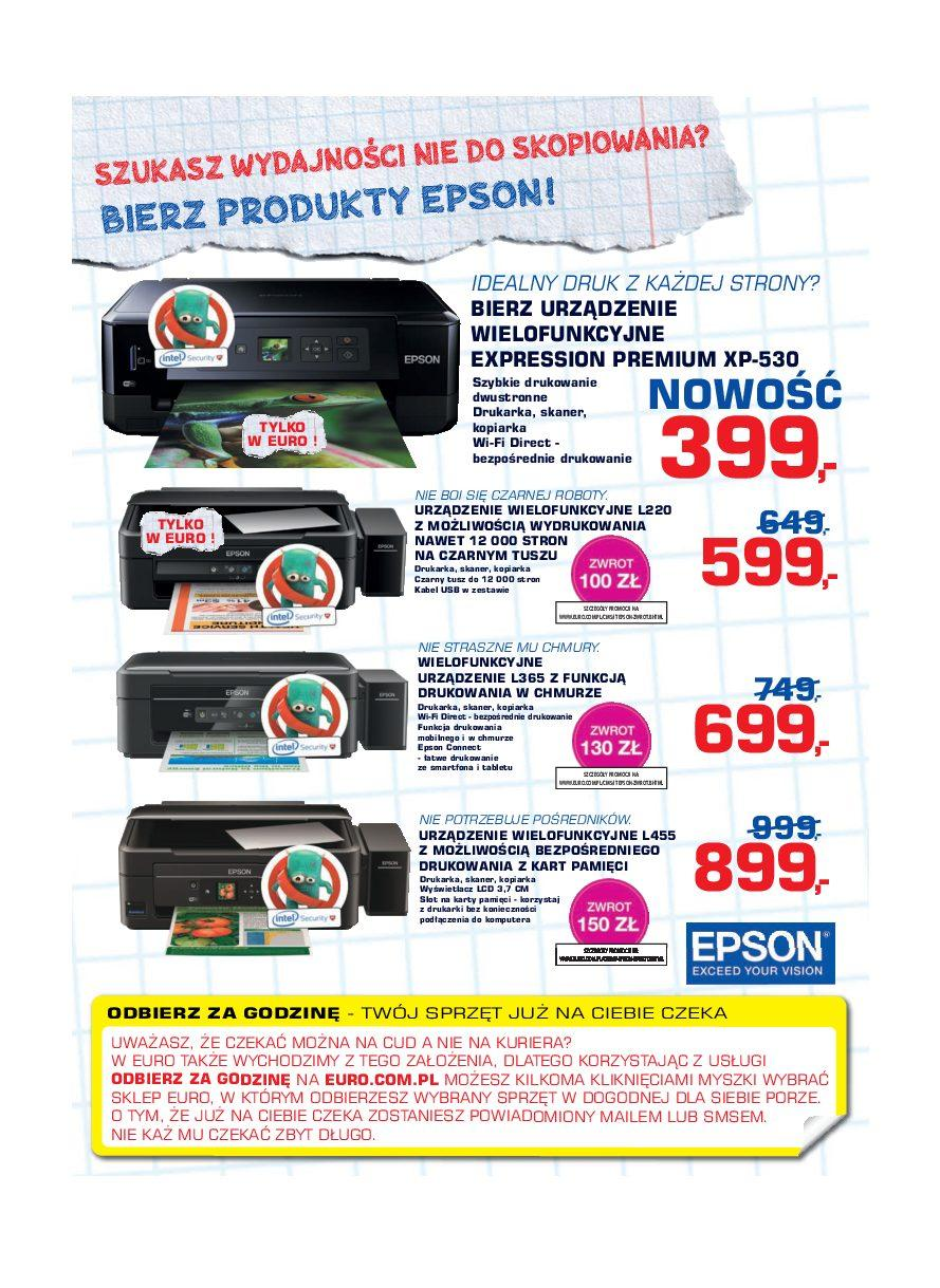 Gazetka promocyjna RTV Euro AGD do 03/10/2016 str.7