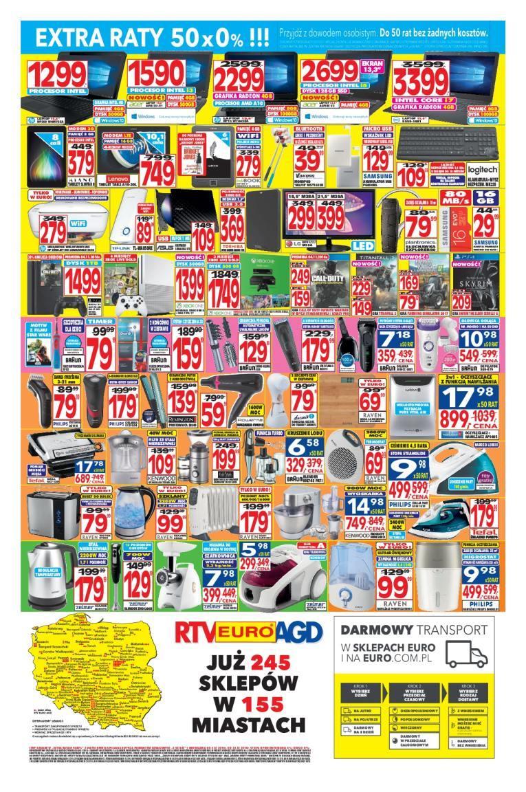Gazetka promocyjna RTV Euro AGD do 24/11/2016 str.3