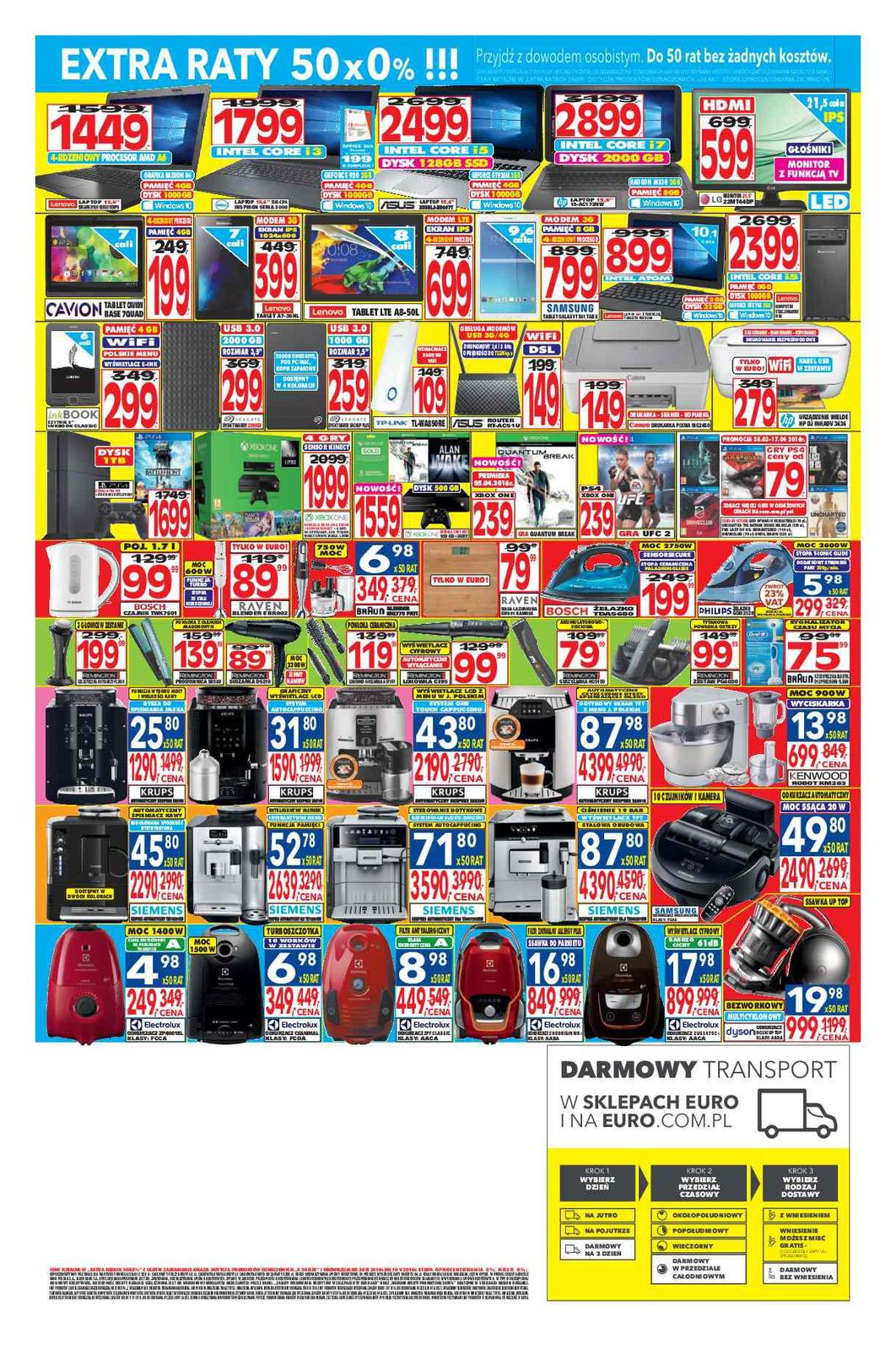 Gazetka promocyjna RTV Euro AGD do 10/05/2016 str.3