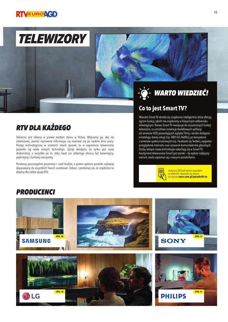 Gazetka promocyjna RTV Euro AGD do 30/09/2019 str.15