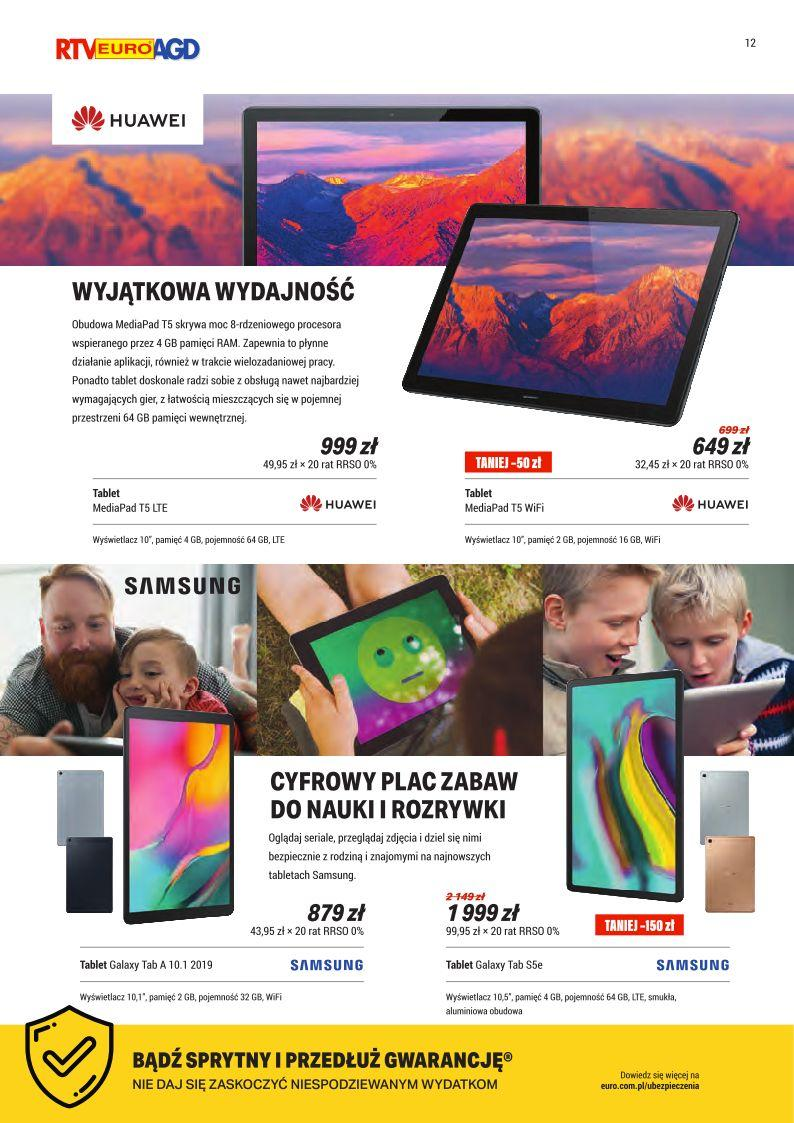 Gazetka promocyjna RTV Euro AGD do 30/09/2019 str.11