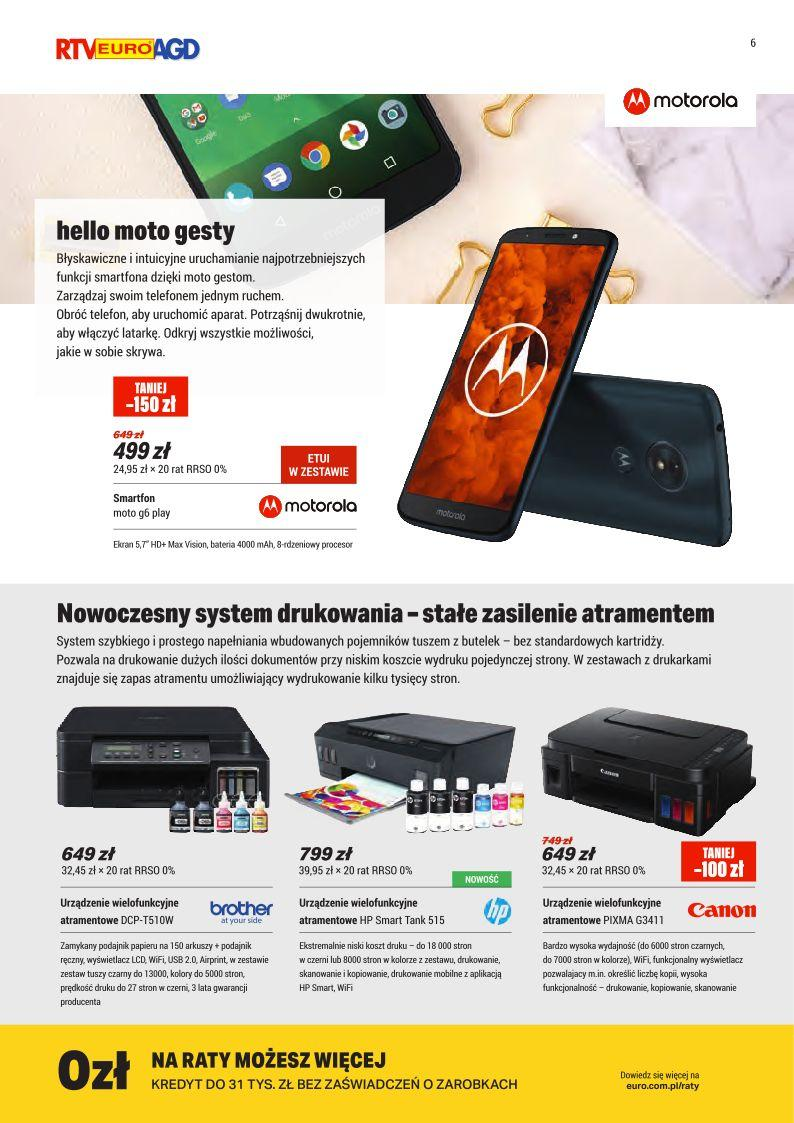 Gazetka promocyjna RTV Euro AGD do 30/09/2019 str.5