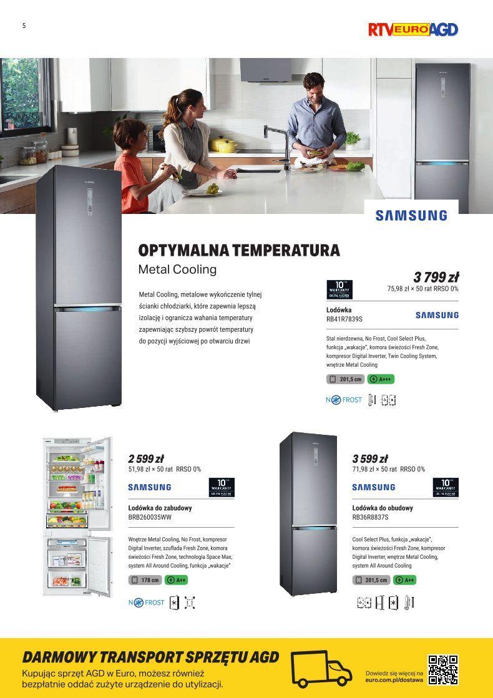 Gazetka promocyjna RTV Euro AGD do 25/08/2019 str.5