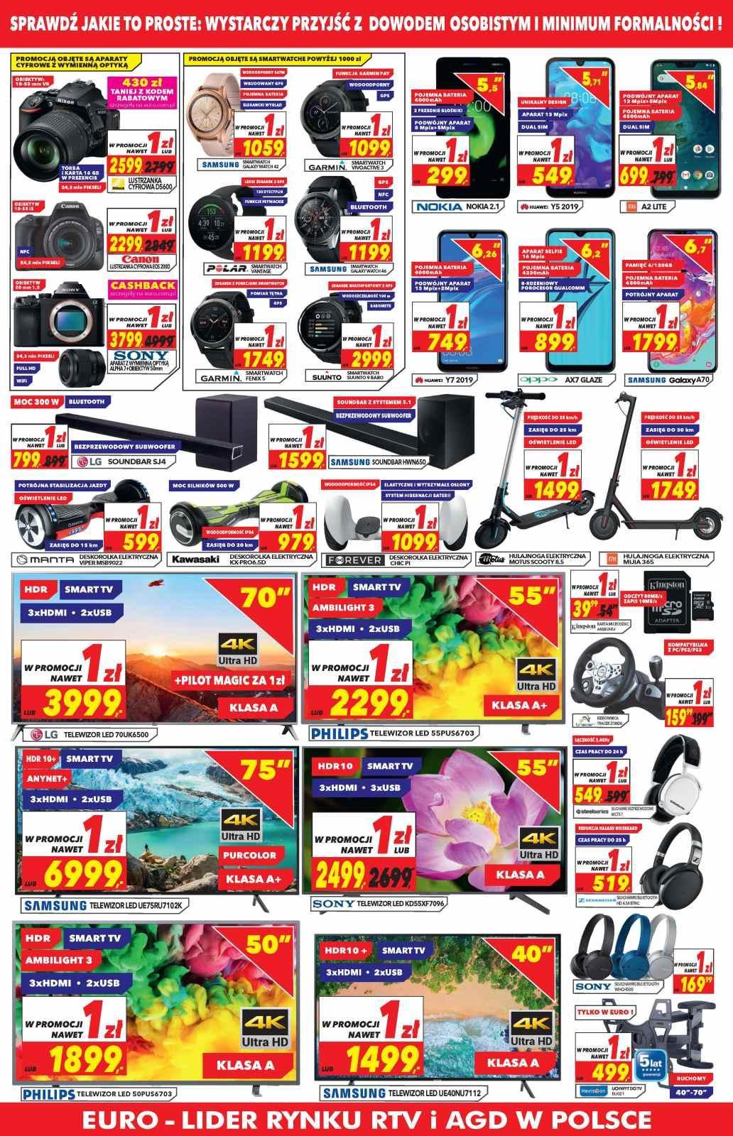 Gazetka promocyjna RTV Euro AGD do 01/07/2019 str.2