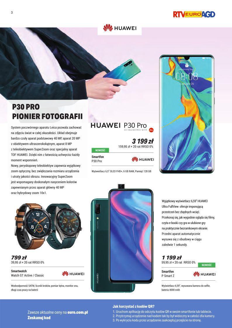 Gazetka promocyjna RTV Euro AGD do 30/09/2019 str.2
