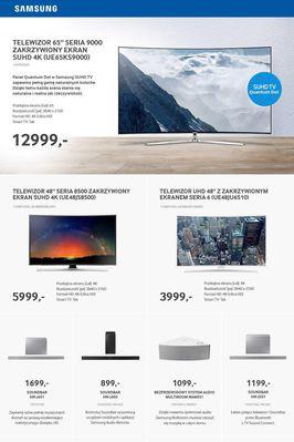 Gazetka Samsung Nie przegap