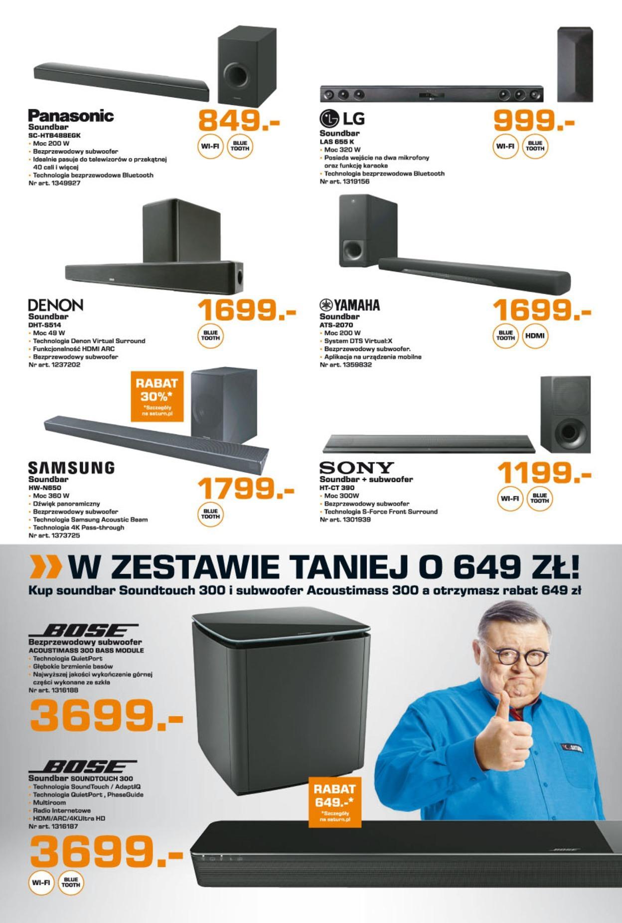 Gazetka promocyjna Saturn do 13/06/2018 str.6