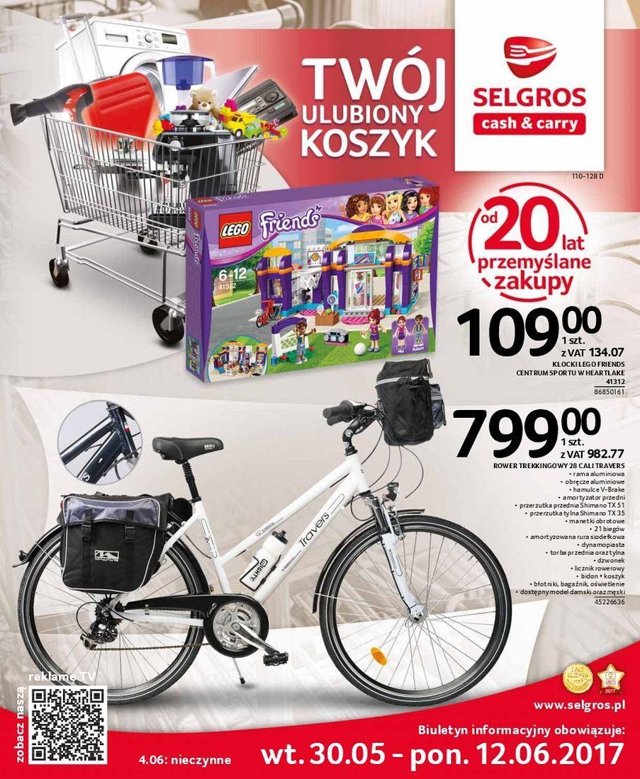 Gazetka promocyjna Selgros do 12/06/2017 str.0