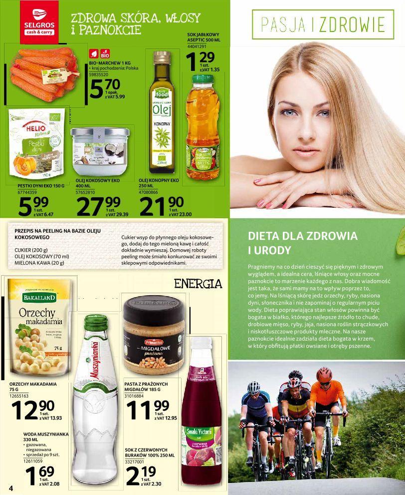 Gazetka promocyjna Selgros do 14/08/2019 str.4