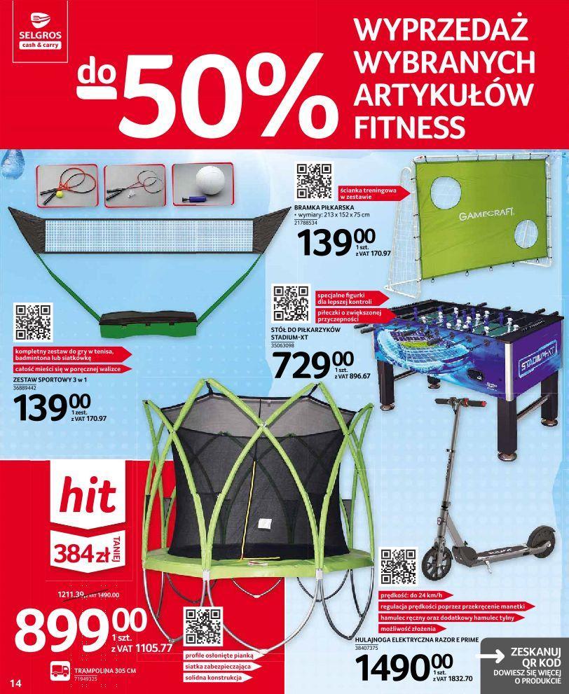 Gazetka promocyjna Selgros do 27/03/2019 str.13