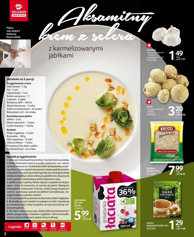 Gazetka promocyjna Selgros do 13/03/2019 str.1