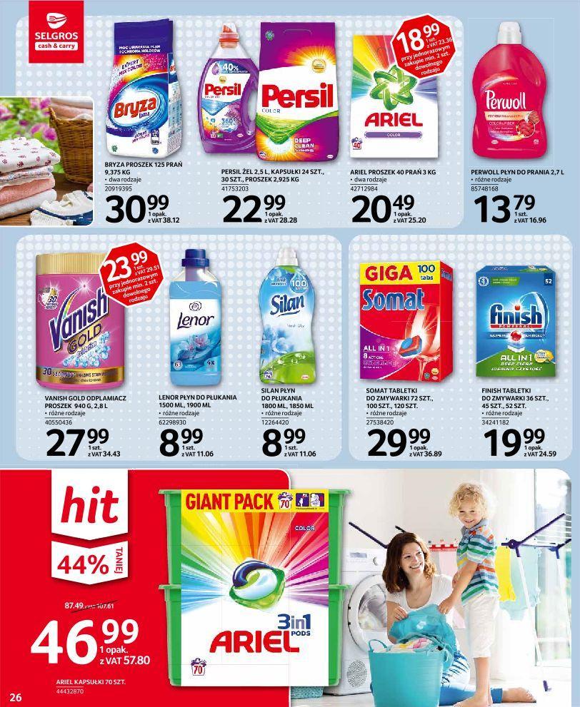 Gazetka promocyjna Selgros do 14/08/2019 str.21