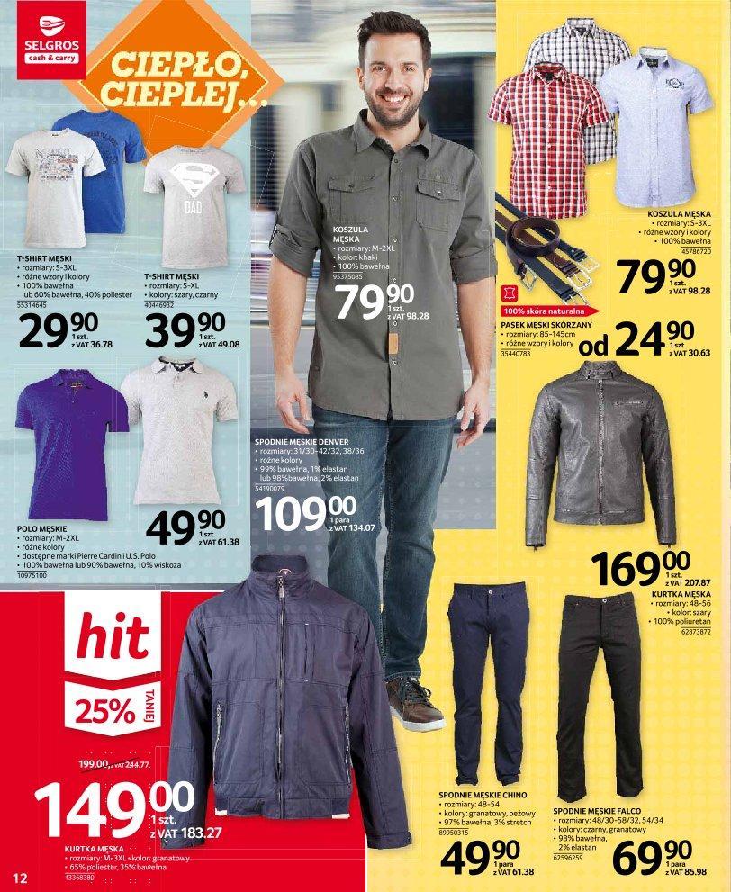 Gazetka promocyjna Selgros do 10/04/2019 str.11