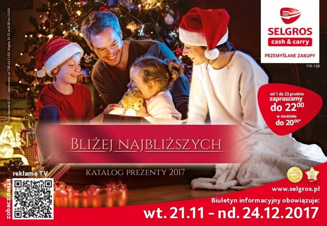 Gazetka promocyjna Selgros do 24/12/2017 str.0