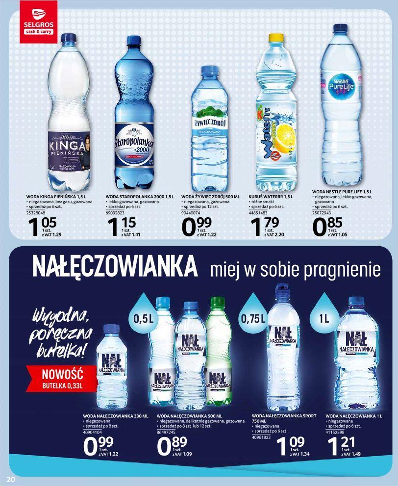 Gazetka promocyjna Selgros do 28/08/2019 str.19