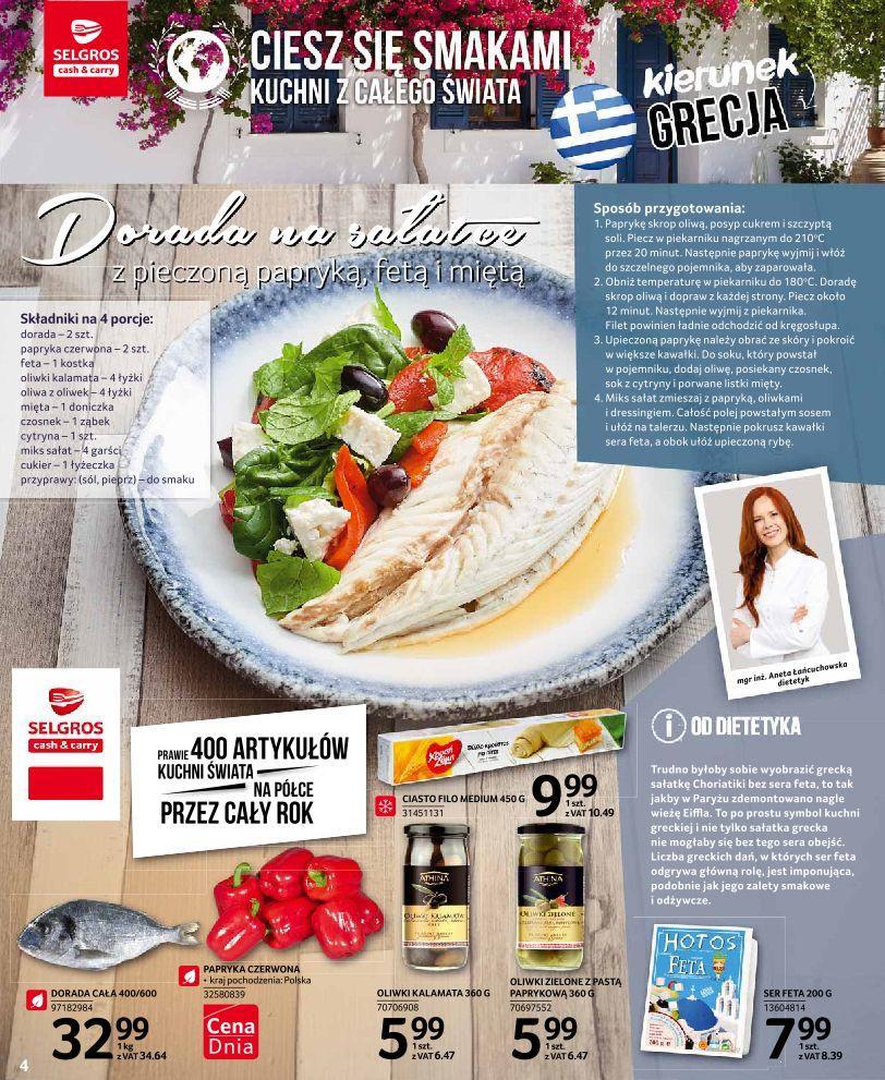 Gazetka promocyjna Selgros do 28/08/2019 str.4