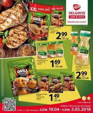 Selgros 19.04-3.05