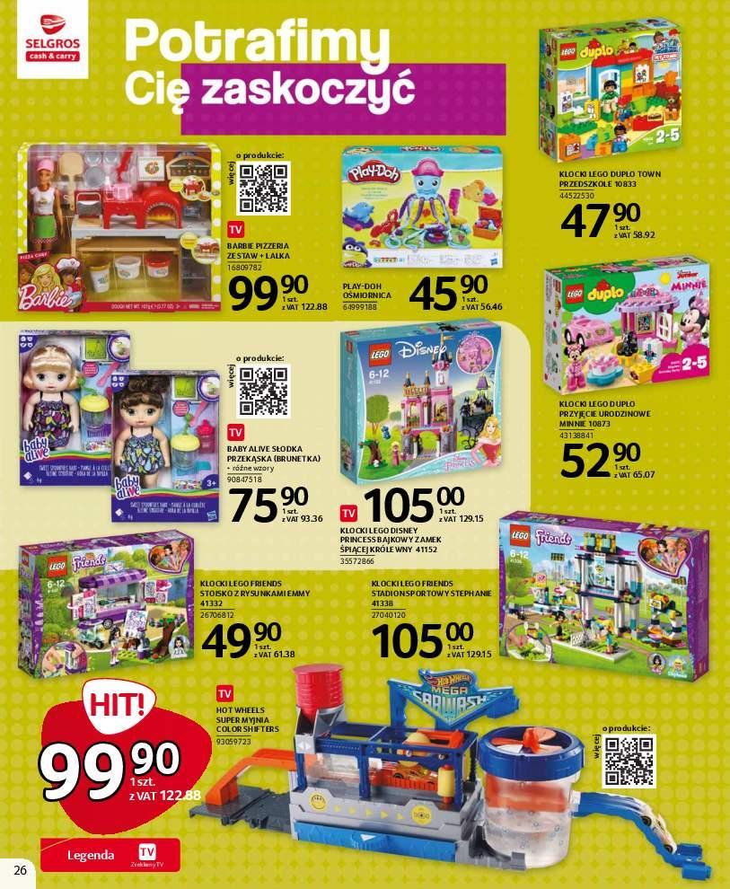 Gazetka promocyjna i reklamowa Selgros, od 11102018 do 24