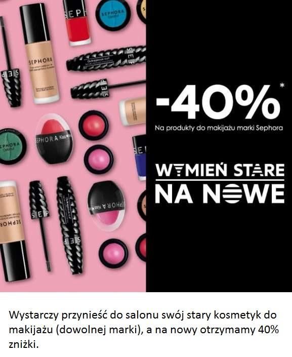 Gazetka promocyjna Sephora do 30/04/2016 str.1