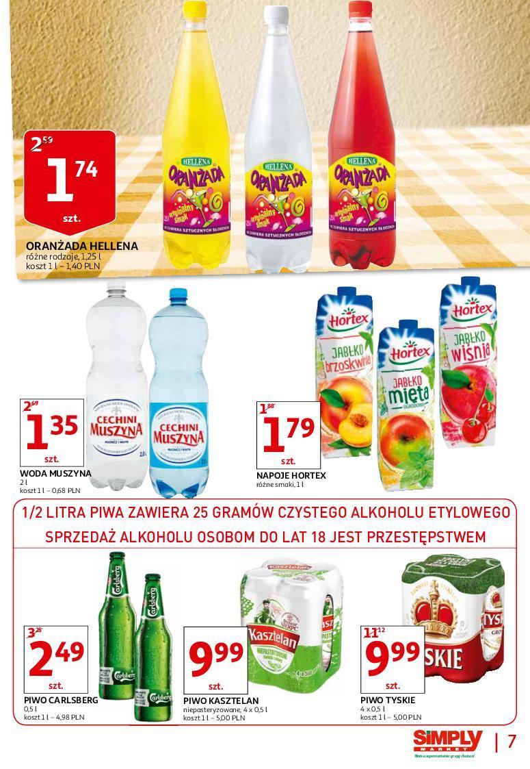Gazetka promocyjna Simply Market do 10/07/2018 str.6