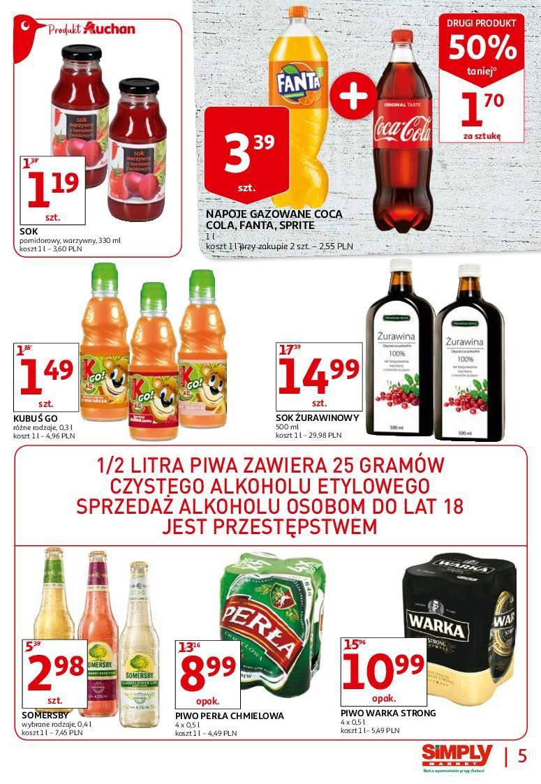 Gazetka promocyjna Simply Market do 26/09/2018 str.4