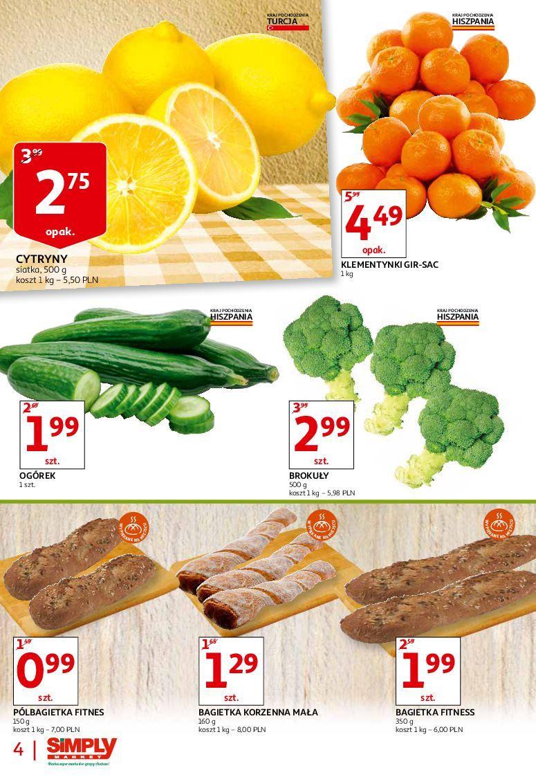 Gazetka promocyjna Simply Market do 21/11/2018 str.3