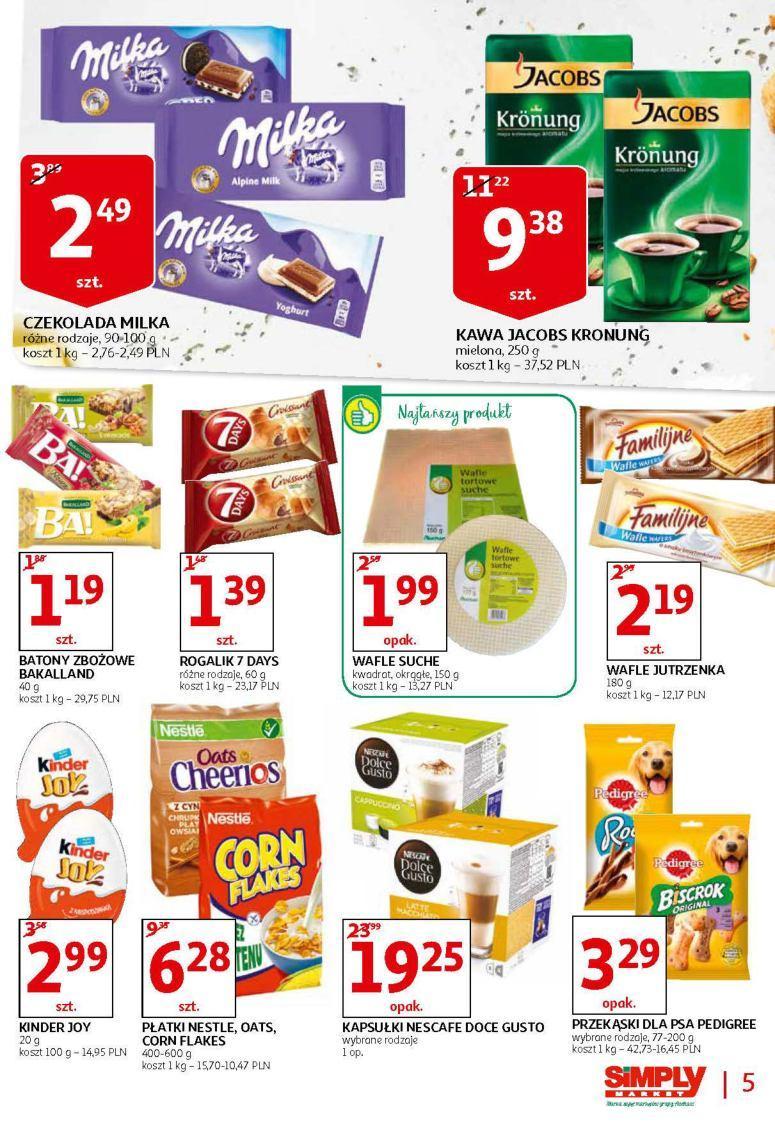 Gazetka promocyjna Simply Market do 26/06/2018 str.4