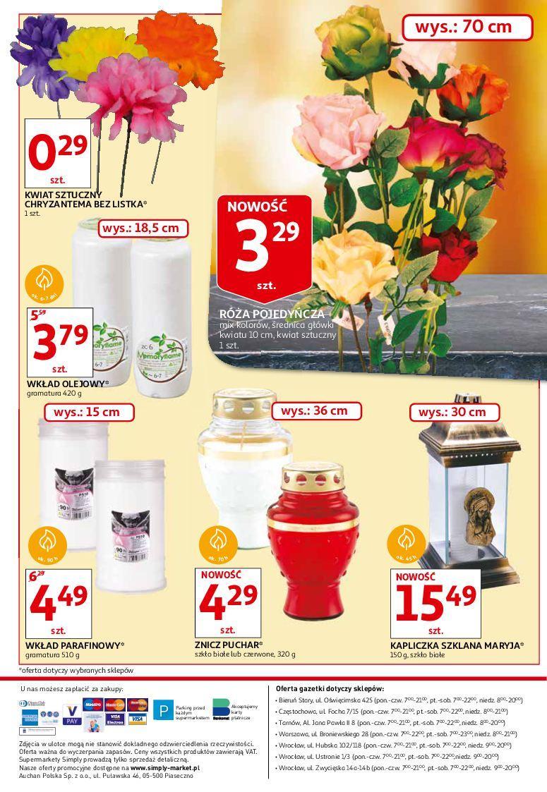 Gazetka promocyjna Simply Market do 17/10/2018 str.7