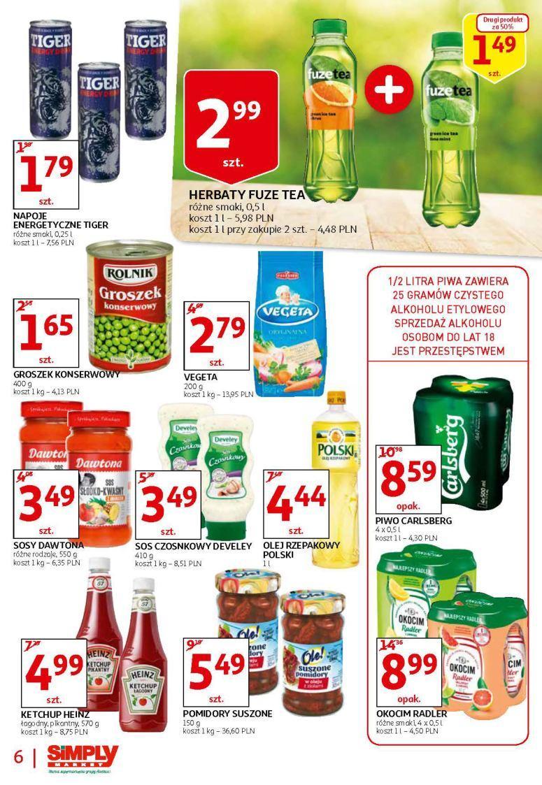 Gazetka promocyjna Simply Market do 26/06/2018 str.5
