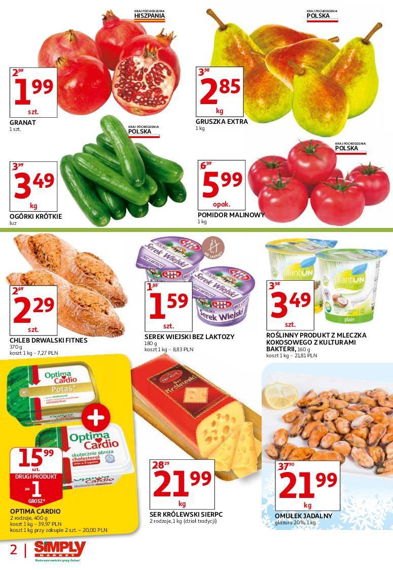Gazetka promocyjna Simply Market do 26/09/2018 str.1