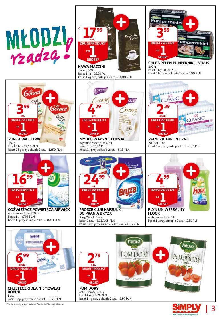 Gazetka promocyjna Simply Market do 08/08/2018 str.2