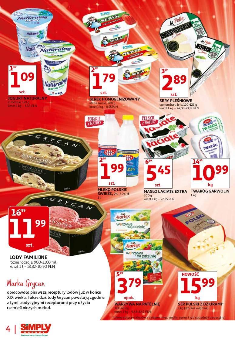 Gazetka promocyjna Simply Market do 13/11/2018 str.4