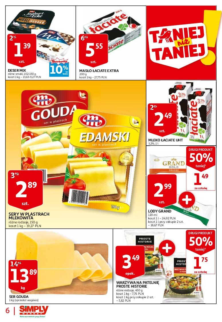 Gazetka promocyjna Simply Market do 07/09/2018 str.5