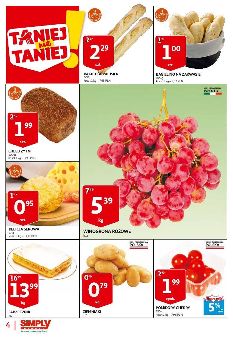 Gazetka promocyjna Simply Market do 07/09/2018 str.3