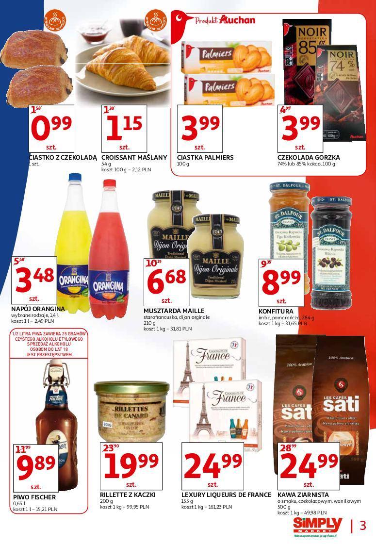 Gazetka promocyjna Simply Market do 21/11/2018 str.2