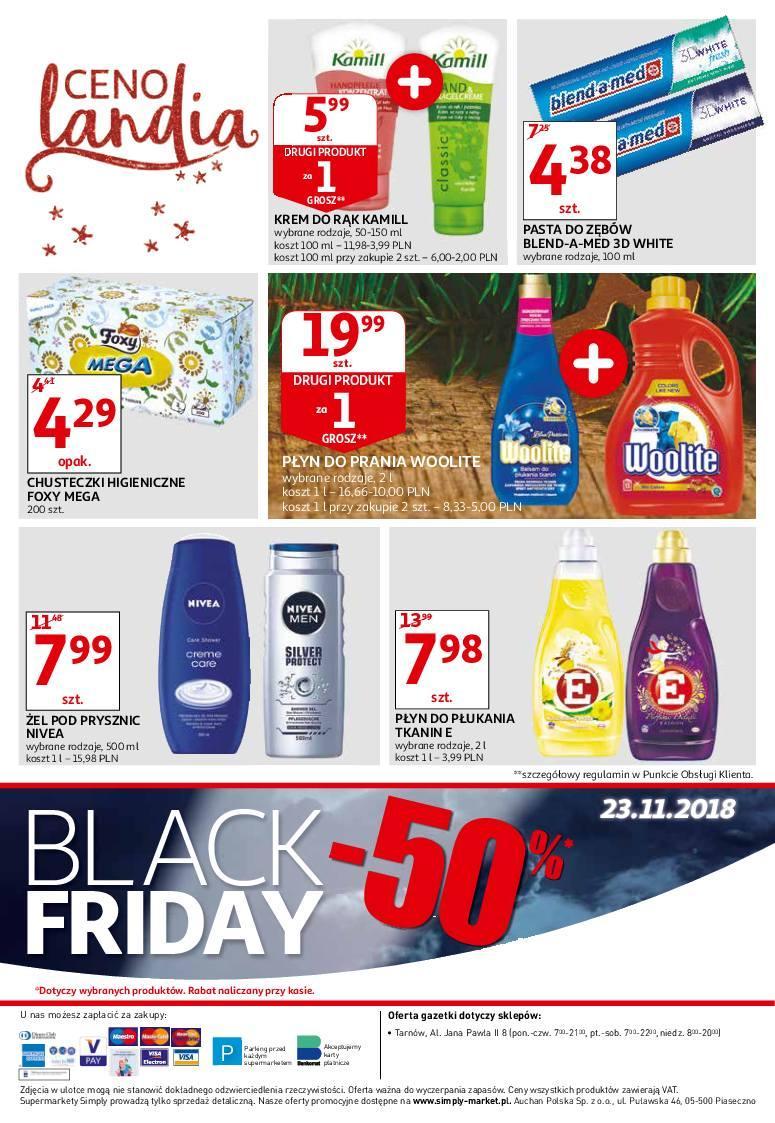 Gazetka promocyjna Simply Market do 28/11/2018 str.7