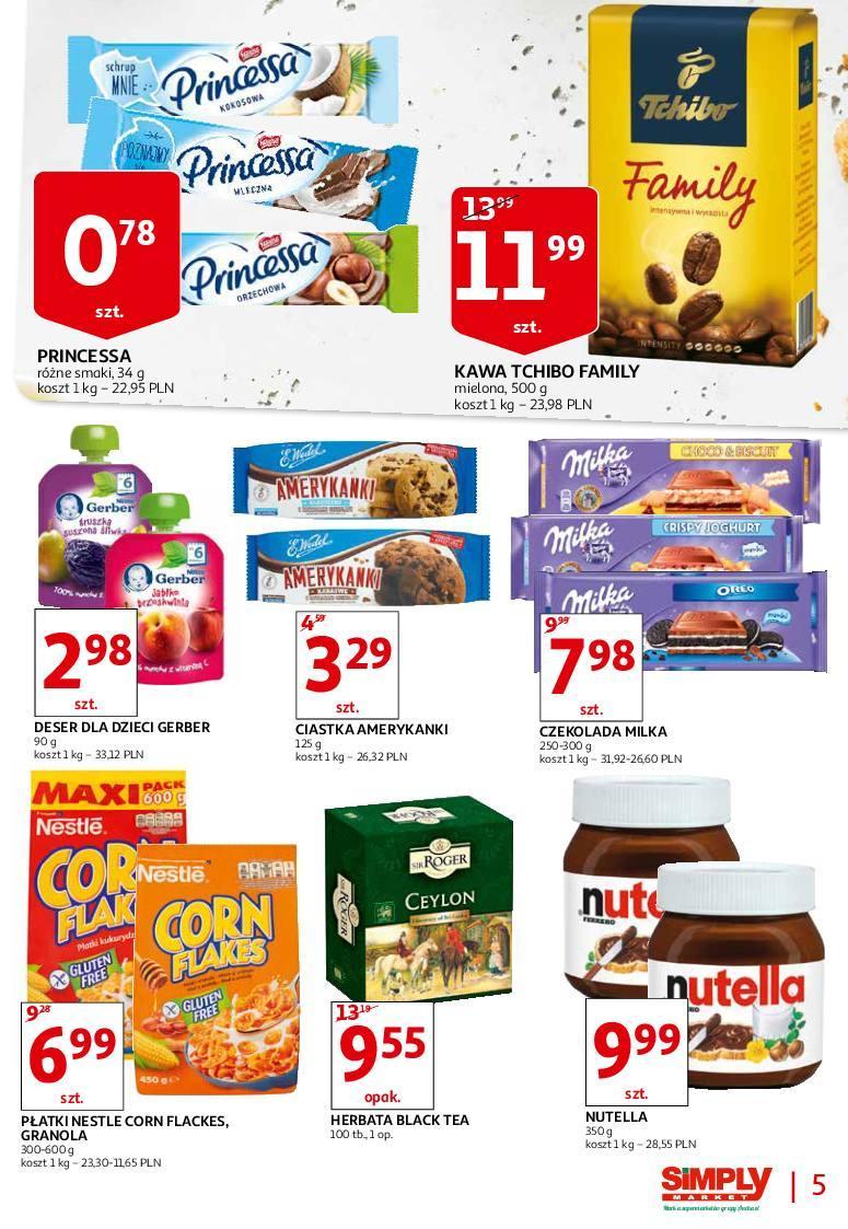Gazetka promocyjna Simply Market do 17/07/2018 str.4