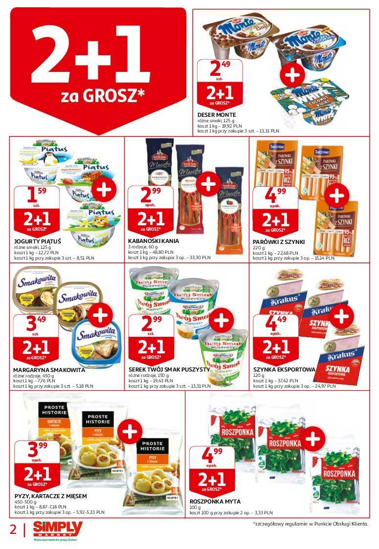 Gazetka promocyjna Simply Market do 17/10/2018 str.1