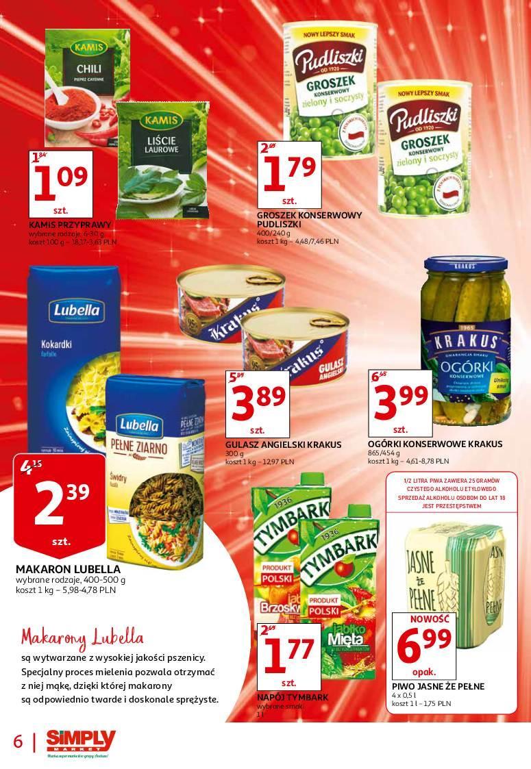 Gazetka promocyjna Simply Market do 13/11/2018 str.5