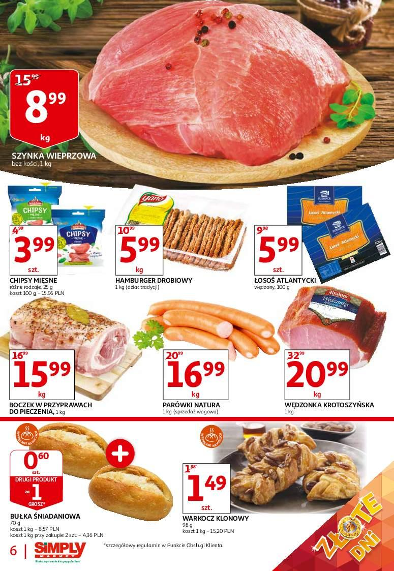 Gazetka promocyjna Simply Market do 03/10/2018 str.5