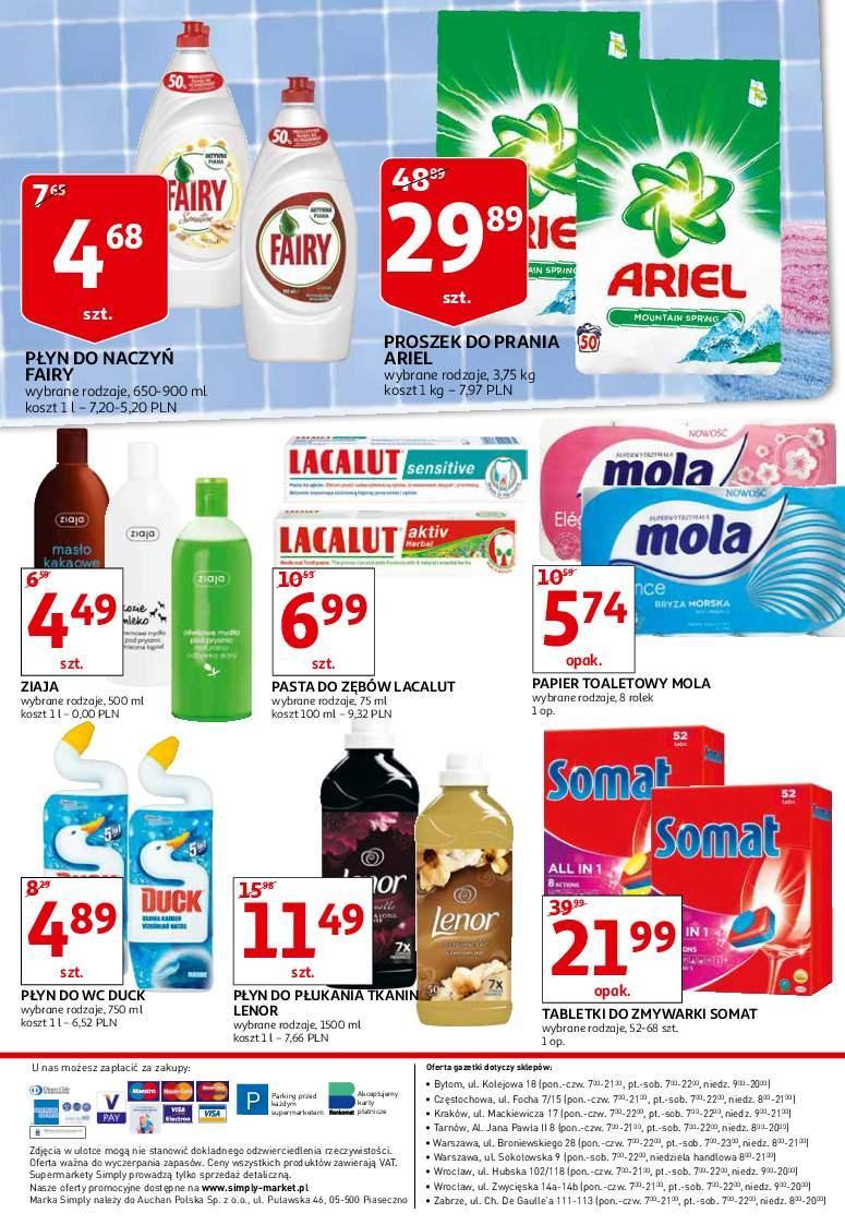 Gazetka promocyjna Simply Market do 17/07/2018 str.7